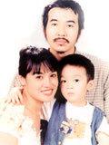 Gia đình Tú Oanh - Thạc Chuyên.