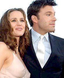 Ben Affleck và Jennifer Garner.
