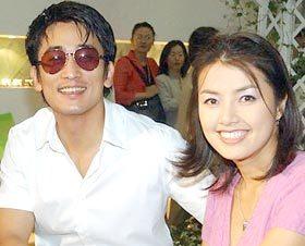 Cha In Pyo và Shi Ae Ra