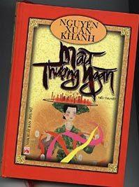 Bìa cuốn 'Mẫu Thượng Ngàn'. Ảnh: VTCnews