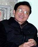 Nhà văn Nguyễn Trí Huân.