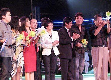 Những ca sĩ, nhạc sĩ gắn liền với Làn Sóng Xanh 10 năm qua.