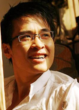 Hà Anh Tuấn sẽ hóa thân thành nhạc sĩ Phạm Duy thời trẻ. Ảnh do ca sĩ cung cấp.