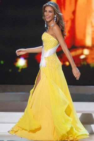 Miss Venezuela.