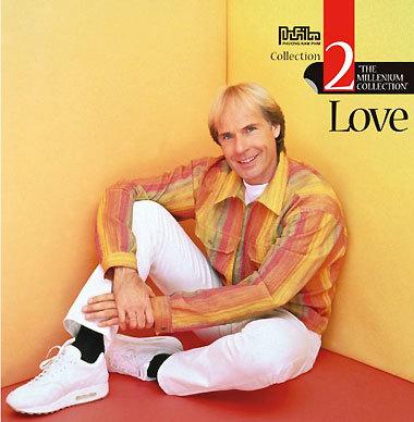CD tuyển tập những ca khúc về tình yêu qua tiếng đàn piano Richard Clayderman.