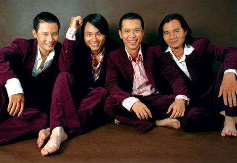 Nhóm AC&M sẽ chỉ còn lại Nam Khánh và Thụy Vũ. Ảnh: N.K.