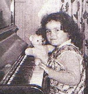 Susan mê ca hát từ nhỏ. Ảnh: Mail.