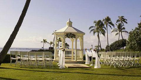 Khách sạn Kahala và nghỉ mát ở Hawaii, nơi mà Lee Young Ae kết hôn với người chồng bí ẩn của cô. Ảnh: Hancinema.