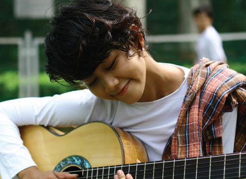 Ca sĩ, nhạc sĩ trẻ Lê Cát Trọng Lý. Ảnh: Nhân vật cung cấp.