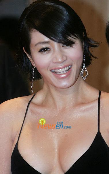 Diễn viên Kim Hye Soo. Ảnh: Newsen.