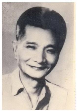 Nhà phê bình Hoài Thanh.
