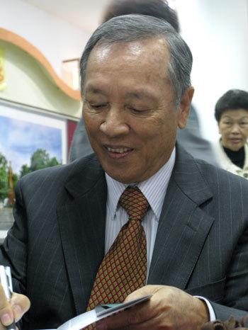 Ông Đặng Văn Nha. Ảnh: Hà Linh.
