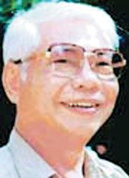 Cố nhạc sĩ Xuân Hồng.