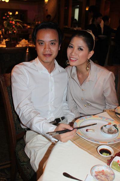 Trang Trần cho biết, bạn trai cô làm nghề kinh doanh xe tải.
