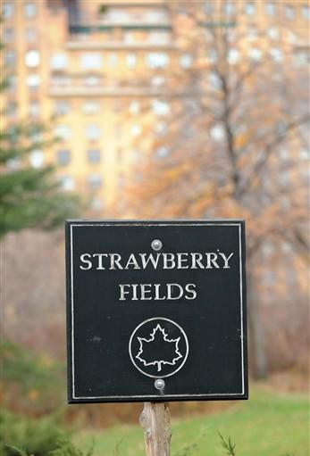 Khu tưởng niệm được đặt tên theo ca khúc nổi tiếng
