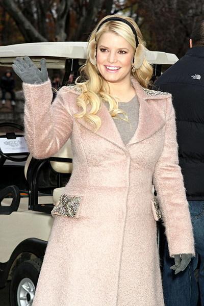 Jessica Simpson là ngôi sao ca nhạc thành công nhất khi lấn sân sang lĩnh vực thời trang. Ảnh: WEN.