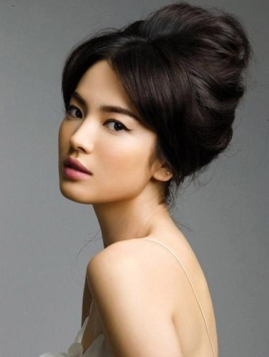 Nữ diễn viên Song Hye Kyo.