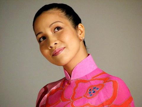 Ca sĩ Mỹ Linh từng thể hiện thành công ca khúc