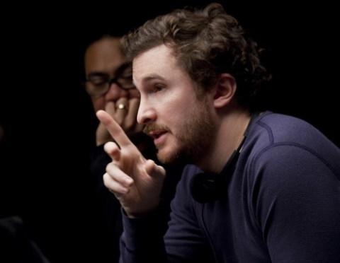 Đạo diễn Darren Aronofsky trên trường quay. Ảnh: Fox.