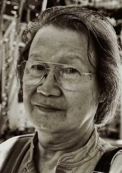 Nhà văn Trần Hoài Dương. Ảnh tư liệu