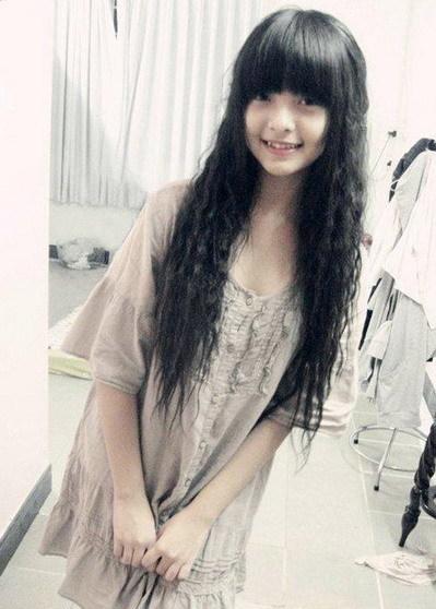 Nữ diễn viên trẻ Yu Dương vào vai Chiêu Dương, nhân vật nữ chính trong