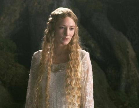 Cate Blanchett trong vai nàng tiên Galadriel. Ảnh: