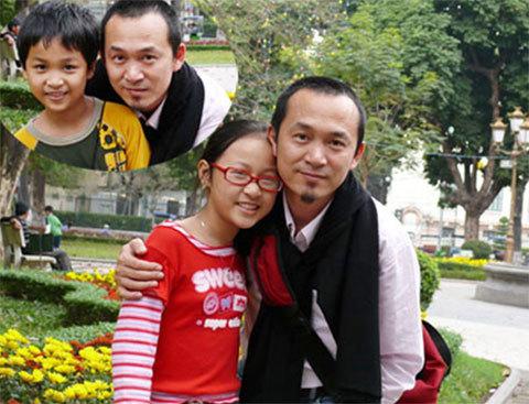 Hai con của Quốc Trung - Thanh Lam