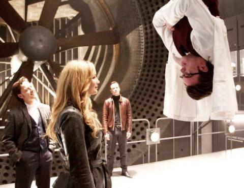 Một cảnh quay trong 'X-Men: First Class'. Ảnh: Fox.