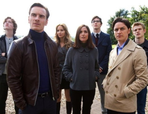 Binh đoàn dị nhân trong 'X-Men: First Class'. Ảnh: Fox.