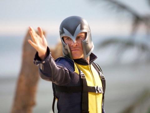 Tài tử người Đức Michael Fassbender vào vai Erik Lehrsherr (Magneto). Ảnh: Fox.