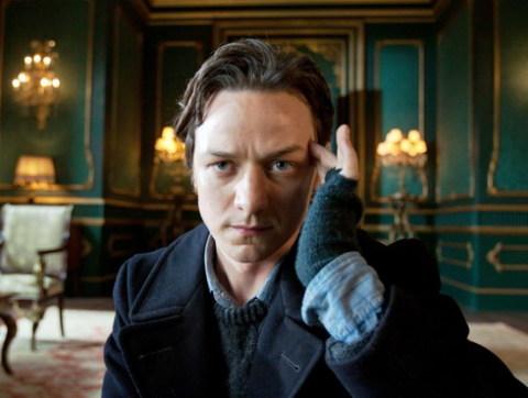 Tài tử James McAvoy thủ vai Charles Xavier (giáo sư X) có khả năng ngoại cảm. Ảnh: Fox.