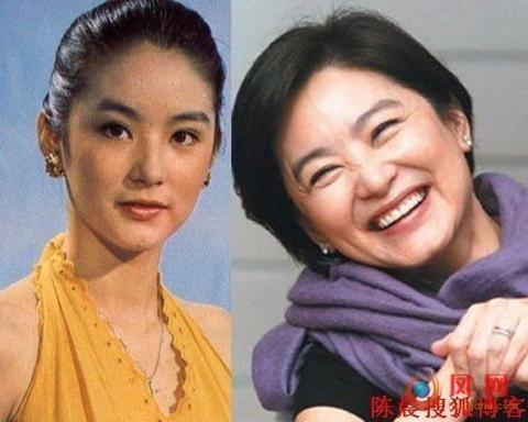Lâm Thanh Hà thời trẻ và gần đây.