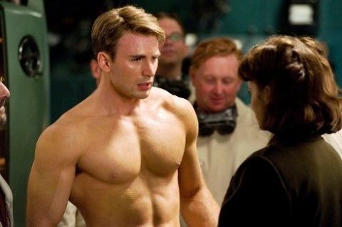 ... đã trở thành người hùng nước Mỹ nhờ vào lòng dũng cảm trắc ẩn bên trong. Ảnh: Marvel.
