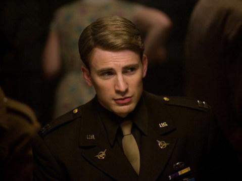 Chris từng ba lần từ chối vai Captain America vì sợ không thể hiện được. Ảnh: Paramount.