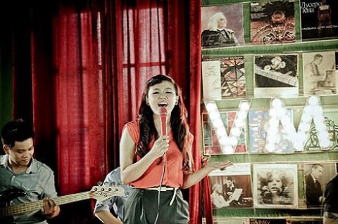 Một cảnh trong video clip 'Nếu như anh đến'.