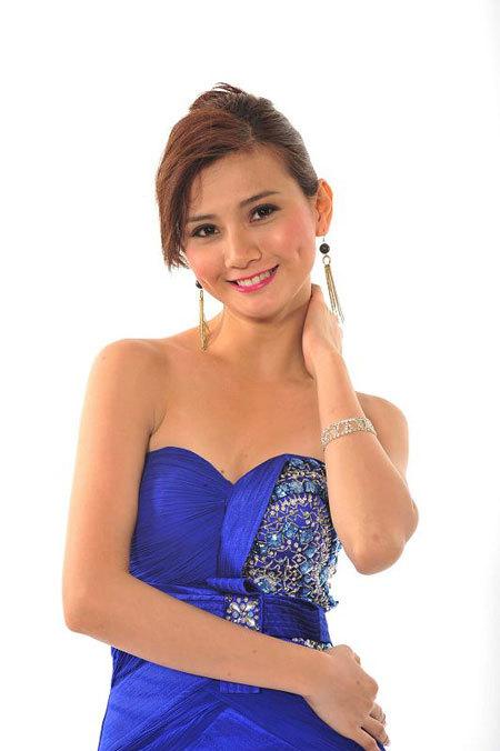 Cô tham gia cuộc thi Miss Teen World Supermodel năm 2008