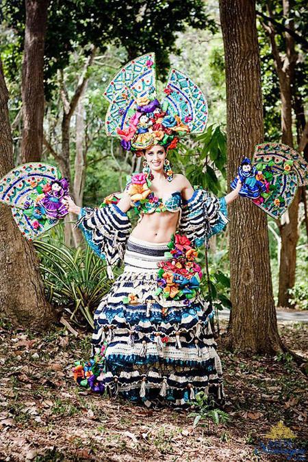 Hoa hậu Nicaragua.