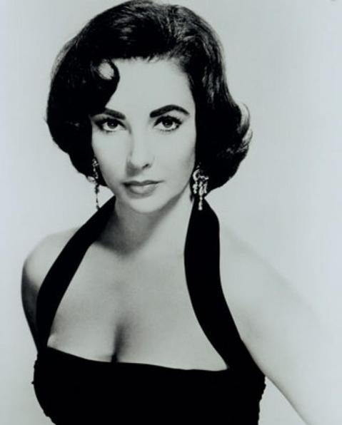Elizabeth trong bức ảnh Kate mô phỏng.
