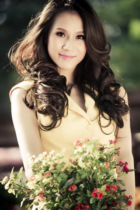 Thái Hà sẽ đại diện Việt Nam tại Miss Earth 2011.