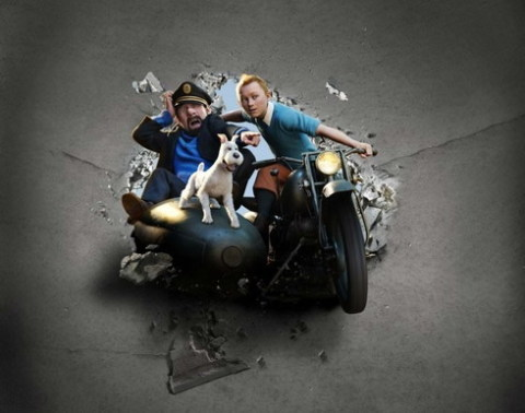 Tintin là cái tên từng gắn liền với rất nhiều thế hệ trẻ em trên toàn thế giới. Ảnh: Paramount.
