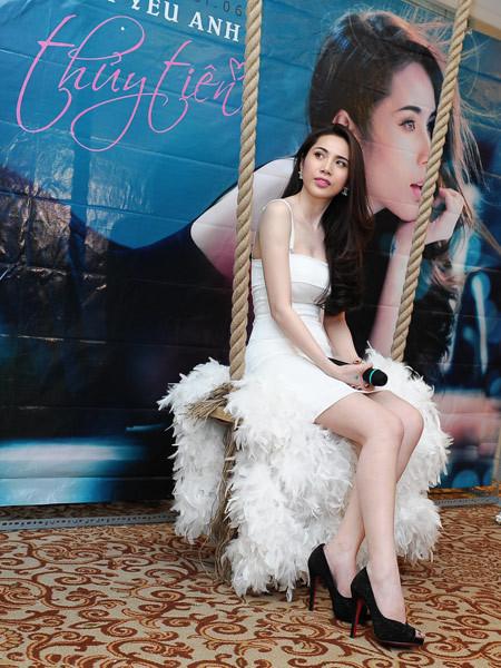 Năm 2011, Thủy Tiên khá thành công với nhiều giải thưởng trong âm nhạc: Giải album vàng được yêu thích nhất, giải nhạc sĩ được yêu thích nhất của Làn sóng xanh và Á quân cuộc thi Bước nhảy hoàn vũ.