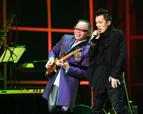 Tùng Dương kết hợp cùng Nguyên Lê trong bản nhạc