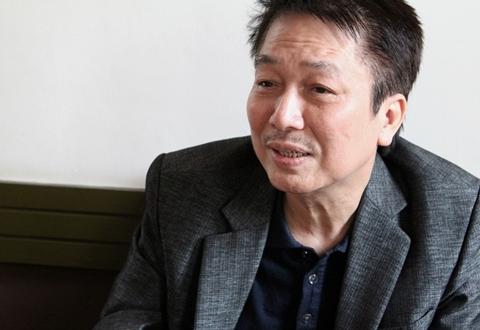 Phú Quang làm đêm nhạc chung vì những đồng cảm với Trịnh Công Sơn trong cả cuộc sống và âm nhạc. Ảnh: Pham Mi Ly.