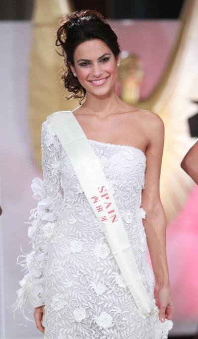 Hoa hậu Thế giới Tây Ban Nha - top 15 Hoa hậu Thế giới.