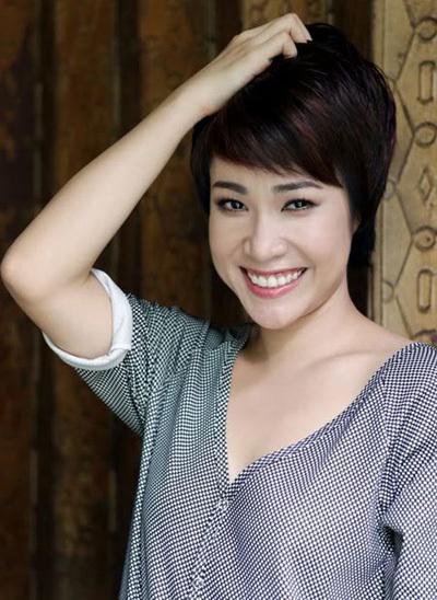 """Uyên Linh mong chờ sự may mắn cho album đầu tay 'Giấc mơ tôi"""". Ảnh: S.T."""