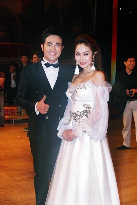Minh Quân và Minh Hằng đã có màn trình diễn ấn tượng với vở opera nổi tiếng Phantom