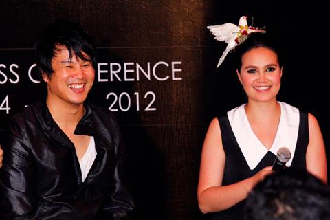"""Thanh Bùi chia sẻ: """"Chúng tôi cùng mơ ước mở đầu một sân chơi mới dành cho nghệ sĩ châu Á. Tôi tin rằng qua sức mạnh của âm nhạc, tình hữu nghị giữa các quốc gia trong khu vực được phát triển hơn"""". Single """"Where do you go - Tìm về nơi đâu"""" được thực hiện tại Thái Lan. Trong music video này, hai ca sĩ đóng vai trò là người dẫn chuyện, kể lại câu chuyện tình của hai nhân vật chính đang khó khăn đi tìm sự cân bằng trong tình yêu của mình."""
