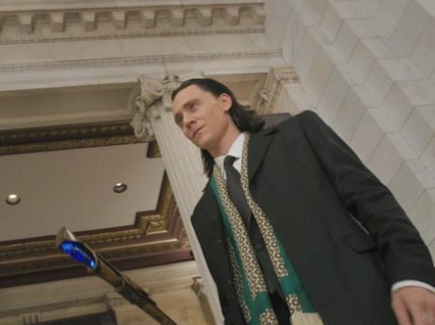 Loki - nhân vật phản diện của