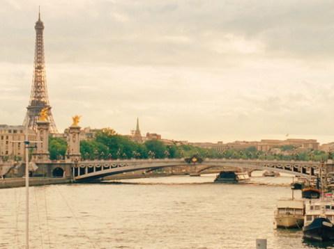 Paris đẹp huyền ảo trong từng khuôn hình của