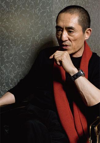 Đạo diễn Trương Nghệ Mưu. Ảnh:QQ.